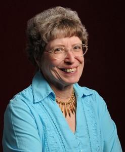 Nancy Myer headshot
